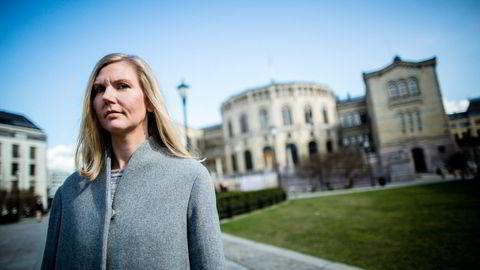 «Lovar auka rikingskatt» var overskriften i Klassekampen satte på et intervju med finanspolitisk talsperson Marianne Marthinsen denne uken. Slike utsikter er naturligvis ingen oppmuntring til å investere i næringsvirksomhet for den som har base i Norge. Foto: Gunnar Blöndal