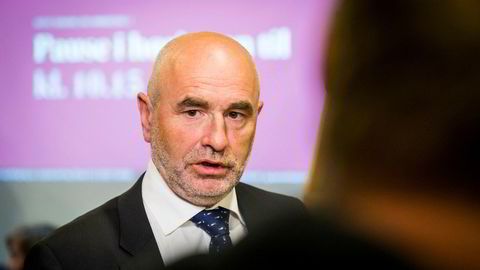 Leder i Stortingets kontroll- og konstitusjonskomité, Dag Terje Andersen (Ap), har flere spørsmål til regjeringen som han vil ha svar på.