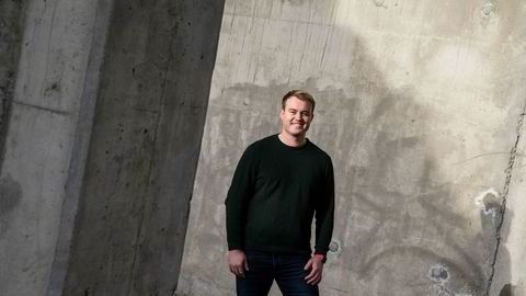 Memory-gründer Mathias Mikkelsen har fått 4000 bedrifter som kunder på sin kunstig intelligensbaserte timeregistrering.