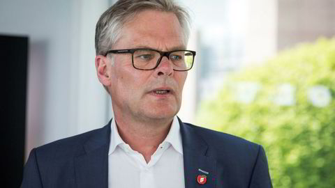FrPs Hans Andreas Limi blir ny parlamentarisk leder.