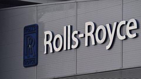 Rolls-Royce kan ha brukt bestikkelser for å sikre kontrakter, ifølge The Guardian. REUTERS/Toby Melville/File Photo