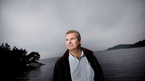- Vi ser ingen lysning noe sted, sier konsernsjef Tor Henning Ramfjord. Foto: Tomm W. Christiansen