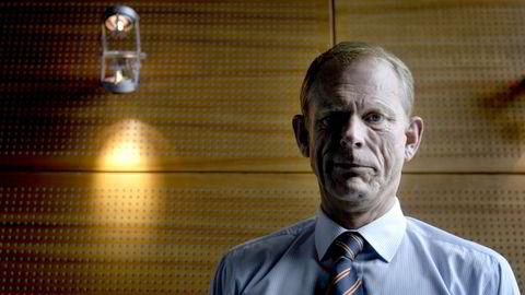 Bernt Bangstad i Aksjonærforeningen har kjempet i mange år for lavere skatt på aksjesparing.
