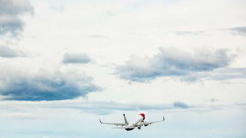 Norwegian avviser Luftfartstilsynets kritikk av at et rutefly fløy lavt under Sola Airshow i juni. Bildet er tatt i en annen sammenheng.