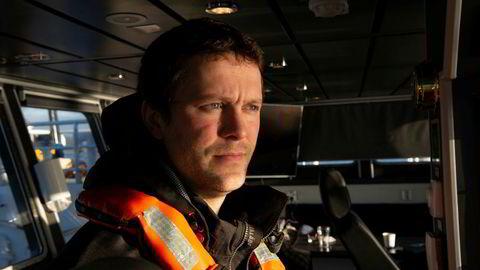 Daglig leder Daniel Jensen fra NCS fra Finnsnes er årets gasellevinner i Troms. De leverer tjenester til havbruksnæringen.