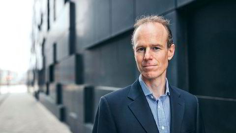 Fyrverkeriansvarlig i DNB Markets er aksjestrateg Paul Harper.