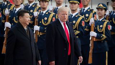 Veien ligger åpen for enda flere Orbaner, Kaczynskier og Trumper – mens Kinas Xi Jinping svever i bakgrunnen og kjøper seg verdensmakt.