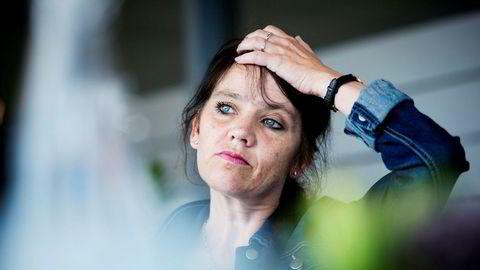 Administrerende direktør Anne-Kari Bratten i Spekter mener Felleskjøpet-streiken er ulovlig.