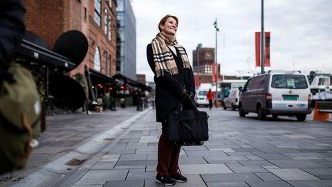 Elena Langfeldt (48) vil sette seg mer inn i detaljene før hun tar en beslutning om hun skal benytte seg av IPS eller ikke.