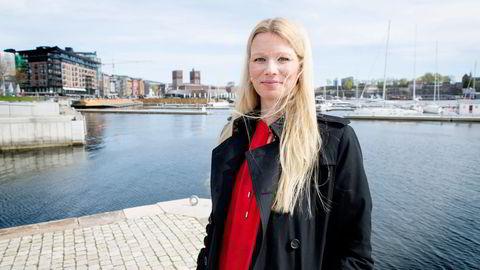 - Utviklingstrekkene ser ut til å være noe svakere enn hva Norges Bank har sett for seg, mener sjeføkonom Kari Due-Andresen i Handelsbanken. Foto: Øyvind Elvsborg