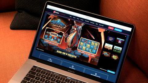 Nettspill,Onlinespill,Casino,Nettcasino,Spill