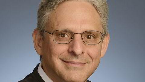 Merick B. Garland er nominert til ny dommer i USAs høyesterett. Foto: Reuters/NTB SCANPIX