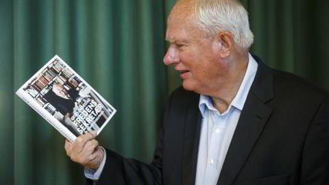 Geir Lundestad mener han ikke har brutt taushetsplikten han var underlagt som sekretær for Den norske Nobelkomiteen. Foto: Heiko Junge/