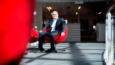 Ica-sjef Thorbjørn Theie mener at driften av Coop-butikkene styres fra sentralt hold. Foto: