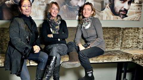 Anne Koppang (58), Kristin Gjelseth (58) og Gry Holm (56) startet Olivia i 2006. Ti år senere ble det solgt for om lag 240 millioner kroner.