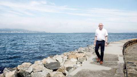 FFI-forsker Bjørn Olav Knutsen mener Europa blir farligere etter brexit, og at Vladimir Putin er den eneste som har grunn til å juble. Foto: Ingeborg Refsnes
