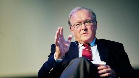 Sveriges tidligere statsminister Göran Persson skal hjelpe Albania med å bli fullt integrert i Europa. Foto: Jon- Michael Josefsen,
