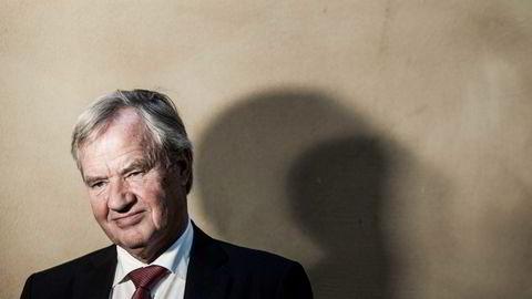 I to år har Norwegian-sjef Bjørn Kjos ventet på å få tillatelse til å fly til Boston. Nå er tiden i ferd med å renne ut. Foto: Adrian Nielsen