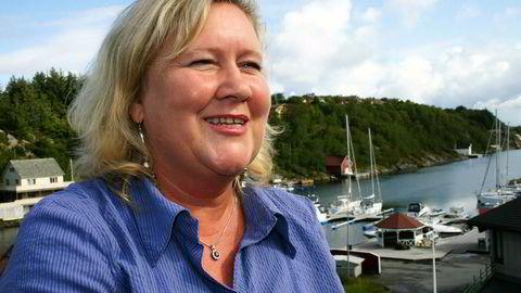 Borgny Eidesvik eier 11 prosent av Eidesvik Invest. Bildet er fra 2011.