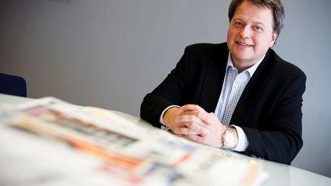 Ansvarlig redaktør og administrerende direktør Jan Moberg bekrefter tilbudet, men understreker at det ikke er en nedbemanningsprosess.