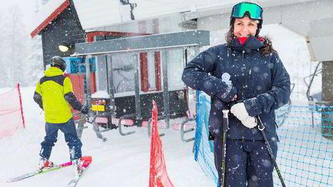 – Vi har all grunn til å smile etter nok en rekordsterk forsesong, sier generalsekretær Camilla Sylling Clausen i Alpinanleggenes Landsforening etter rekordsterk sesongstart for alpinanleggene.