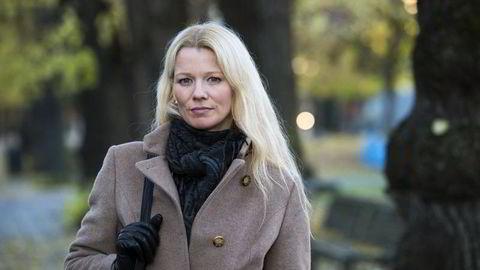 Sjeføkonom Kari Due-Andresen i Handelsbanken Capital Markets. Foto: Per Ståle Bugjerde