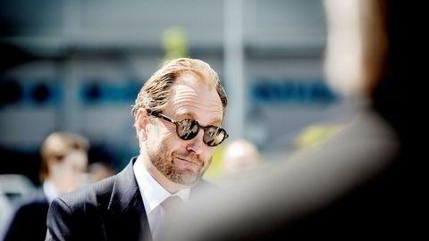 Det Kjell Inge Røkke-kontrollerte verftselskapet Kværner følger nøye med på utviklingen av Johan Sverdrup fase to.