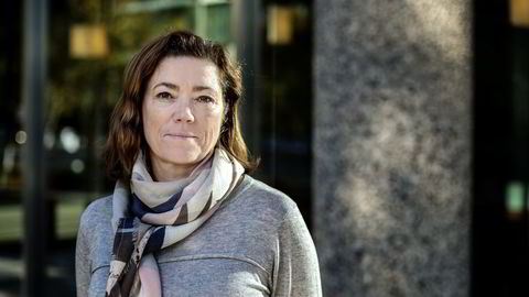 Oslo, Norge 19.10.2015: Kristin Skogen Lund, administrerende direktør i NHO. Foto: Fartein Rudjord