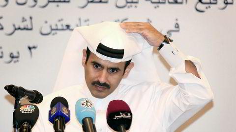 Qatars energiminister Saad Sherida Al-Kaabi uttalte mandag at landet trekker seg fra Qatar i forbindelse med landets planer om å videreutvikle og øke sin gassproduksjon.