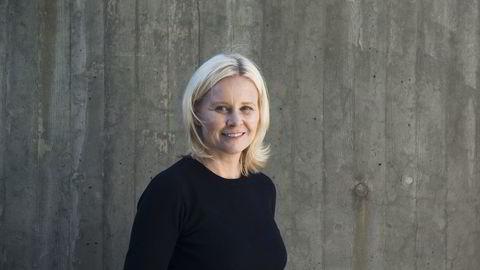 Seriegründer Bente Sollid Storehaug skriver om Microsoft og Google-toppen Vic Gundotra. Foto: Mona Pedersen