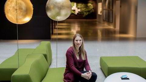 Gunnhild Orten (34) gjorde det mange studenter visstnok er for sjenerte til - og det ga resultat. Se hvordan i saken.