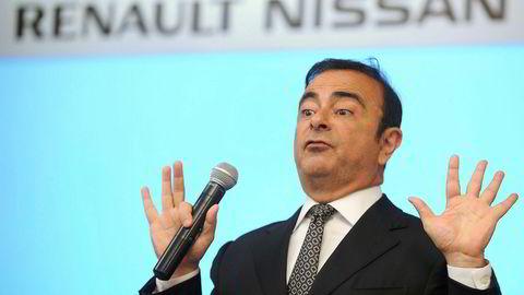 Nissan-topp Carlos Ghosn er under etterforskning fordi han skal ha unnlatt å rapportere inn lønn på 175 millioner kroner.
