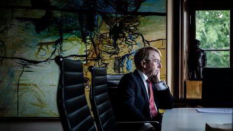 Rec Silicon, med Jens Ulltveit-Moe som største eier, mister en av sine største kunder når Elkem over Rec Solar.                   Foto: Fredrik Bjerknes