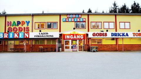 Budsjettforliket for 2018 med økt sukkeravgift har sendt enda flere nordmenn over grensen og til steder som dette nær Svinesund.