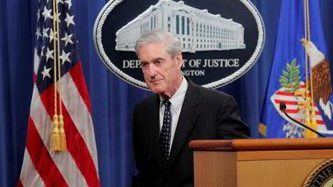 Tidligere spesialetterforsker Robert Mueller skal vitne i Kongressen 17. juli.