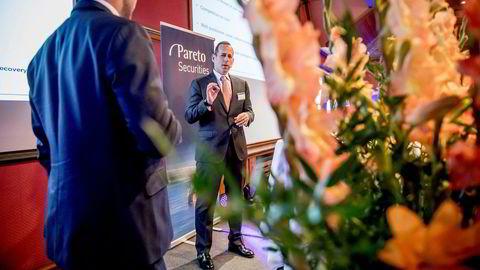 Den nye Seadrill-sjefen Anton Dibowitz er overbevist om at det kommer en oppgang i riggmarkedet og sier Seadrill nå står godt posisjonert.