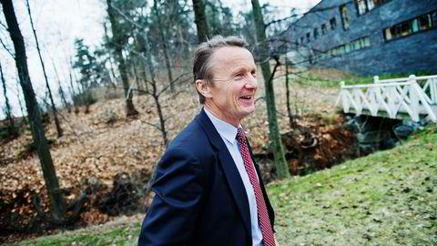 Ole Enger får 12 millioner kroner i bonus. Foto: Hampus Lundgren