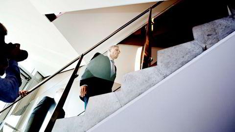 Hodejegere DN har snakket tror ikke hvitvaskingssaken er kroken på døren for en ny lederjobb for Thomas Borgen.