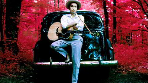 Bob Dylan, her i en yngre utgave. Foto: Elliott Landy/Corbis