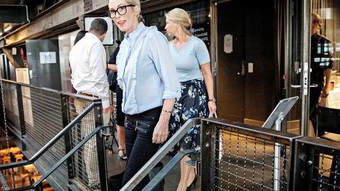 Innovasjon Norge-sjef Anita Krohn Traaseth har beklaget støyen som har oppstått etter at selskapet ansatte Katharina Andresen uten å lyse ut stillingen.