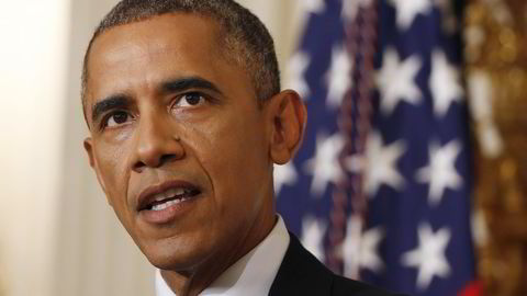 USAs president Barack Obama. Foto: