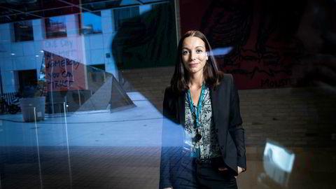 Anne Tinnen Kaasa mistet jobben under oljekrisen. Men nå har den utdannede petroleumsingeniøren fått ny finansjobb i DNB.