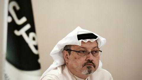 Journalisten Jamal Khashoggi er forsvunnet.