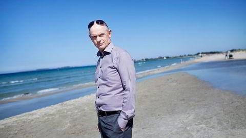 Statoil-kritiker og konsernsjef i IKM, Ståle Kyllingstad, er toppfornøyd med å ha landet det som kan bli IKM Testings største kontrakt noensinne, fra Statoil. Foto: Tomas Alf Larsen