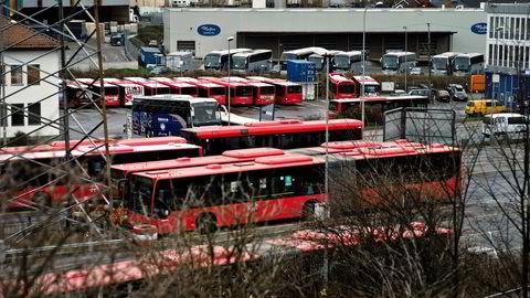 Denne uken ble i alt fem personer med tilknytning til Unibuss og én tilknyttet MAN i Norge funnet skyldig i grov korrupsjon og idømt fengselsstraffer på mellom ni måneder og fem og et halvt år. Foto: Gunnar Bløndal