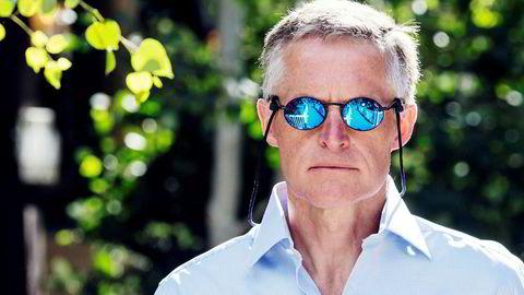 Ole Andreas Halvorsen startet og leder hedgefondet Viking Global Investors med vel over 200 milliarder kroner under forvaltning. Han har i en årrekke satset tungt i amerikanske teknologiaksjer.