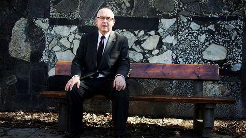 Trond Vernegg er en norsk advokat og tidligere journalist. Nå blir han saksøkt av Polaris Media og Adresseavisen.