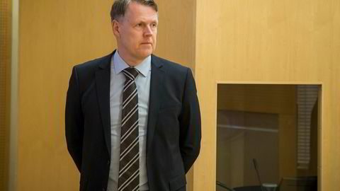 Hjernekirurg Per Kristian Eide nådde ikke frem i Oslo tingrett.