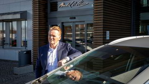 Konsernsjef Bjørn Maarud i Bertel O. Steen må si opp 200 ansatte etter at bilsalget har sviktet.