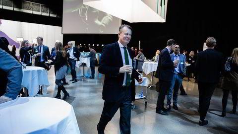 Svak kroner gjør investeringer i utenlandske verdipapirer mer verdt for Ferd-eier Johan H. Andresen. Men det redder ikke norsk seismikk.  Foto: Per Thrana